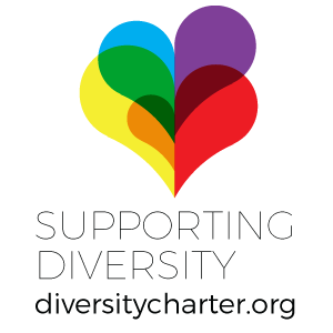 Supporting diversity, diversitycharter.org